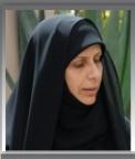 کبرا حمیدی همسر شهید کریم فخراوی